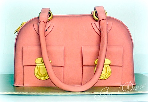 Торт сумки мастер класс